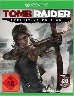 @bol.de: Xbox One - Tomb Raider: The Definitive Edition (Erstauflage, inkl. Artbook-Verpackung) für 20,37€ inkl. Versand.