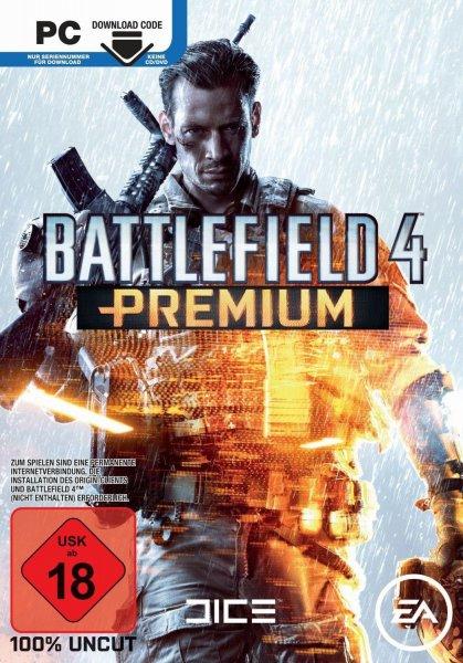 Battlefield 4 Premium Key @ Origin (eBay, Key aus DE) für 19,90€!