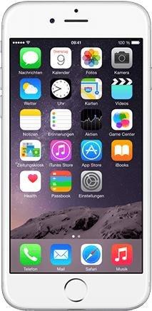 Apple iPhone 6 + PremiumSIM Smart 1000 (O2) für 34,95€ monatlich! @ eteleon