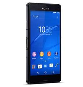 Sony Xperia Z3 Compact + Case-und-Autoladekabel ODER Accessoire-Kit