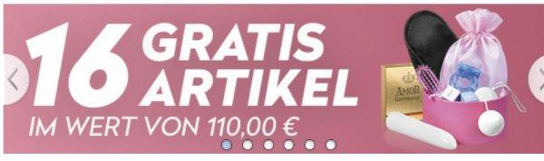 Eis.de 14 Sachen für 0,00 Euro plus Versand 5,97