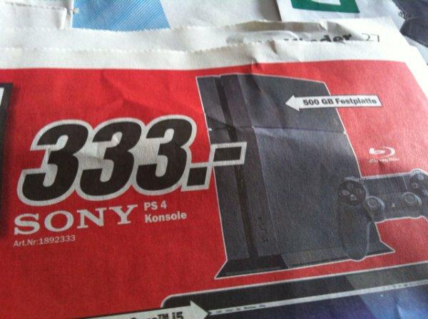 PS4 lokal Ravensburg 333€