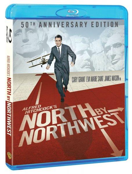 Blu-ray - North By Northwest (Der unsichtbare Dritte) für €5,05 [@Wowhd.co.uk]