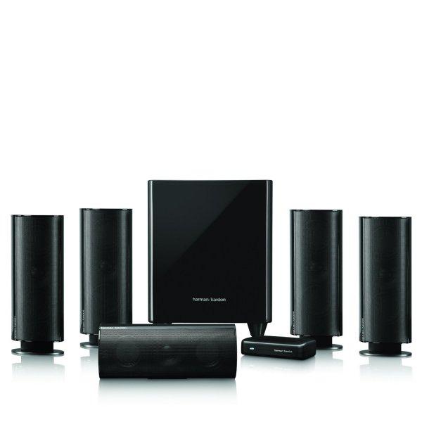 Harman Kardon HKTS 65 5.1 Heimkino-Lautsprechersystem Wireless für 551,09 € @MeinPaket