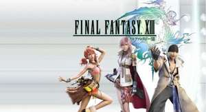 Final Fantasy 13 Platinum PS3 bei Hiftfox