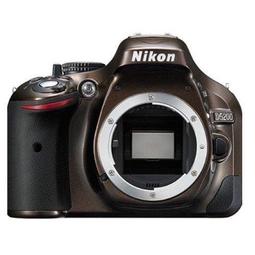 ( ab 365,32€ ) Nikon D5200 Gehäuse (Neu/Generalüberholt) bei eBay