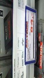 [lokal Berlin] Sandisk Ultra Plus 256gb SSD für 84,-