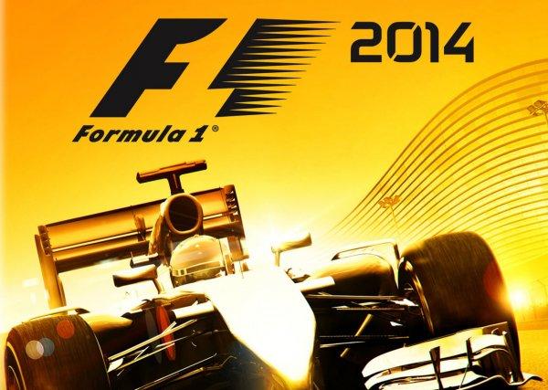 F1 2014 + Bonus Pre-Order Content bei GK4A