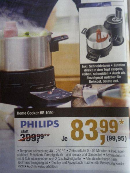 [Offline: METRO] Philips Home Cooker 1050 für € 99,95 brutto ab 25.09.14