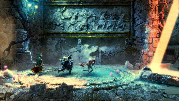 Trine Enchanted Edition/Trine 2: Complete Story für 1,49€/1,69€ (Steam, DRM-frei, Coop)
