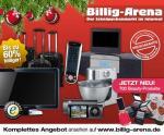 25 Euro billig-arena.de Gutschein @DailyDeal ab 3 Euro