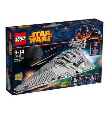 Lego Star Wars Imperial Star Wars Destroyer 75055 bei Galeria für 91,51 und Grand Prix Racer 42000 für 52,79