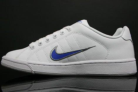 [vaola.de] Nike Court Tradition II - Gr. 42,5 - weiß/blau für 31,96€ inkl. Versand