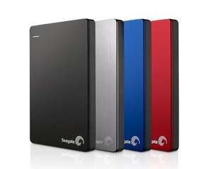 Seagate Backup Plus SLIM Portable 2TB HDD USB 3.0 [4 Farben] [Alugehäuse] [PS4 ready] @conrad.de