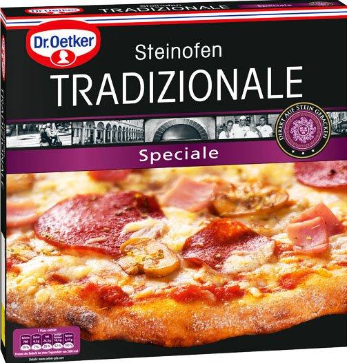 23% sparen bei der Dr. Oetker Tradizionale! Eine hochwertige Pizza bei Edeka Achtung, das ist NICHT die günstigere Ristorante für 1,49 !