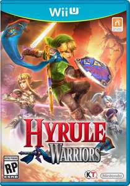 Hyrule Warriors [Wii U] für 32,85 Euro @ Conrad (Gutschein und Sofortüberweisung) (Vergleichspreis: 45,28)