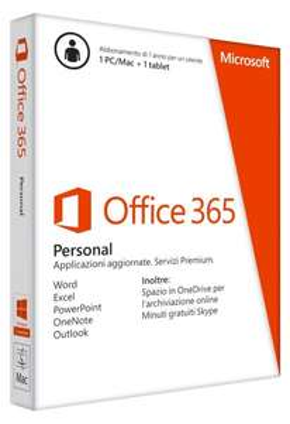 Microsoft Office 365 Personal PC/Mac + Tablet 23,38€ @Amazon.it *UPDATE* Wieder verfügbar - schnell sein