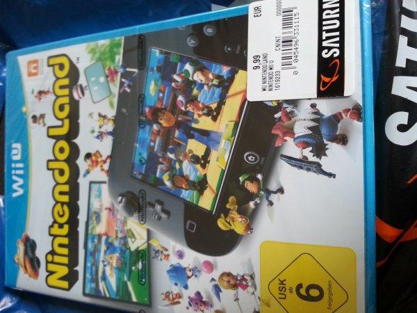 [Saturn Berlin] Nintendoland - Wii U
