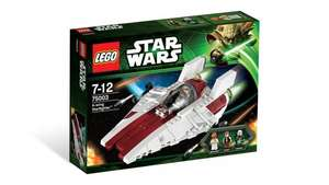 [lokal] real Leverkusen: Star Wars Lego A-Wing und AT-RT