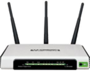 geht wieder: TP-LINK TL-WR1043ND Gigabit Router WLAN 300Mbits @meinpaket mit Gutschein