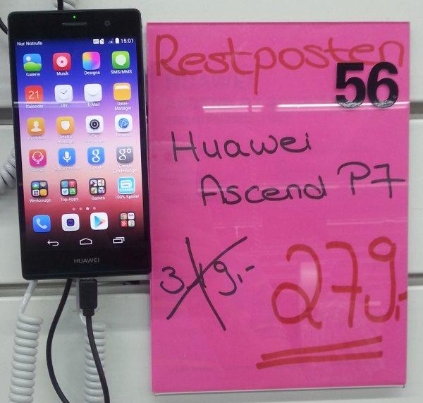 Lokal MM Essen Huawei Ascend P7