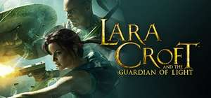Lara Croft and the Guardian of Light @Humble Store