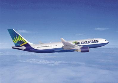 Flug nach St Maarten für 393 Euro (von Paris)