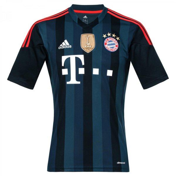 Bayern München Trikot 2014 CL mit WM Batch für 32,69€