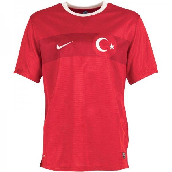 Nike Türkei Home Shirt Trikot Rot/Weiß +++ Heim- und Auswärts - Trikot