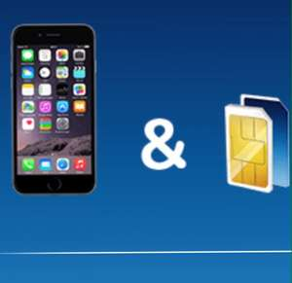 iPhone 6 64GB + 6Gb Volumen + Allnet Flat