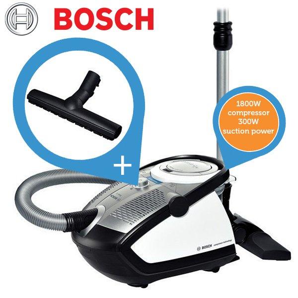 [ibood.de] Bosch Staubsauger 158,90 (idealo:195,99)