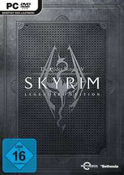The Elder Scrolls V: Skyrim - Legendary Edition (PC) für 8.97€ bei amazon.de (steam code)