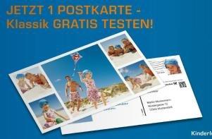 Postkarte Klassik mit Direktversand gratis @Saturn