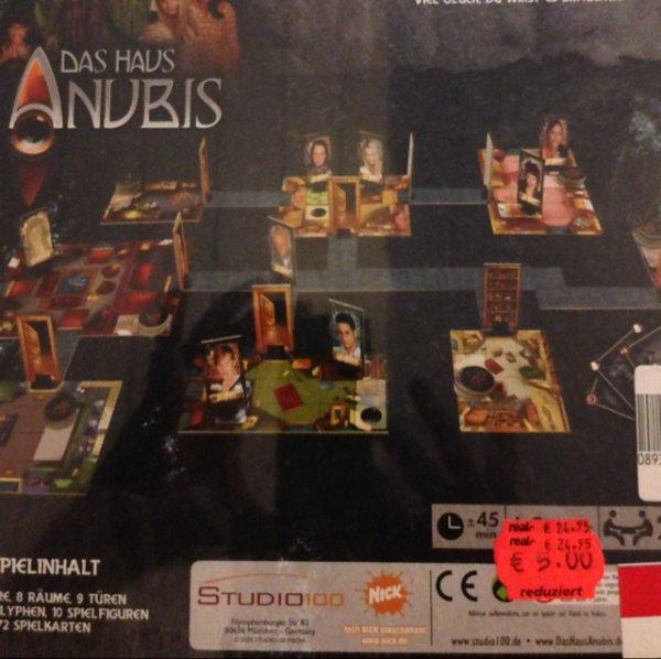 [Lokal Rhede-Vardingholt] Das Haus des Anubis bei Real für 5€