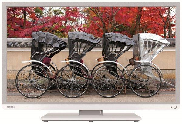 """[ZackZack] knapp 15% sparen bei: Toshiba Fernseher Full HD 22"""" LED für 169,90€"""