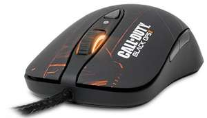 SteelSeries Call of Duty Black Ops II Gaming Maus für 29,99€ frei Haus [3% Qipu-Cashback]