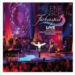 Amazon MP3 Album - Helene Fischer Farbenspiel - Live aus dem Deutschen Theater München  ( 27 Titel) Nur 2,99 €
