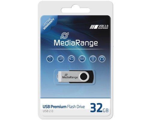MediaRange SuperSpeed 32GB USB Stick für 10,99 Euro bei eBay, 25% unter idealo-Preis
