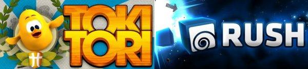 [Steam] Toki Tori 0,44€ sowie Rush 0,44€ beide mit 90%