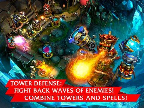 Defenders: Tower-Defense-Game (iOS)