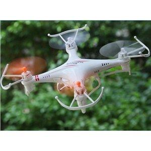 Quadrocopter mit Kamera, 6-Achsen Gyro für €35,99 (statt 69,99)