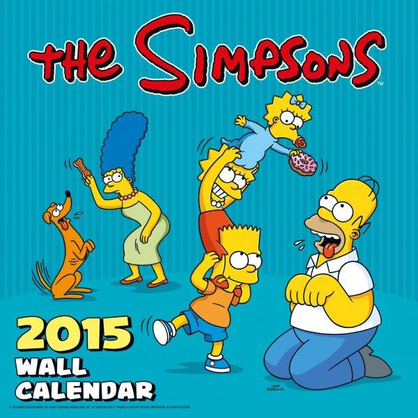 Simpsons Kalender 2015 für 7,86€ @ Amazon.de