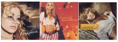Anastacia CDs ab 1,69 € inkl.Versand !