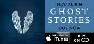 "[Stream] Coldplay ""Ghost Stories"" aktuelles Album"