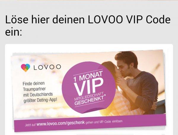 1 Monat Lovoo VIP