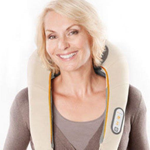 25% sparen ! Massagegerät für den Nacken zum Bestpreis von 38,51 € geliefert wird aus Österreich von [Sportgigant]