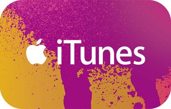 100€ iTunes Guthaben für 80€ @Saturn Bundesweit