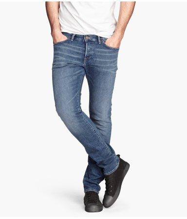 Slim Low Herren Jeans für 19,99€ @H&M