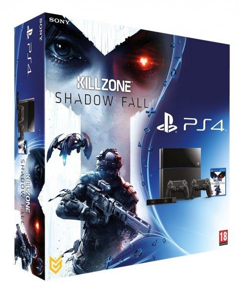Amazon UK WHD grosses Killzone Bundle 385,-€