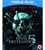 Final Destination 5 - (Blu-ray + DVD + Digital Copy) für 5,39€ @wowHD